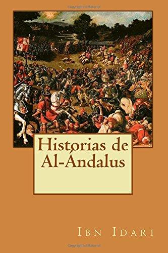 Historias de Al-Andalus Book Cover
