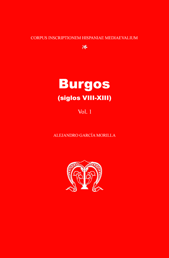 Burgos (siglos VIII-XIII) Book Cover