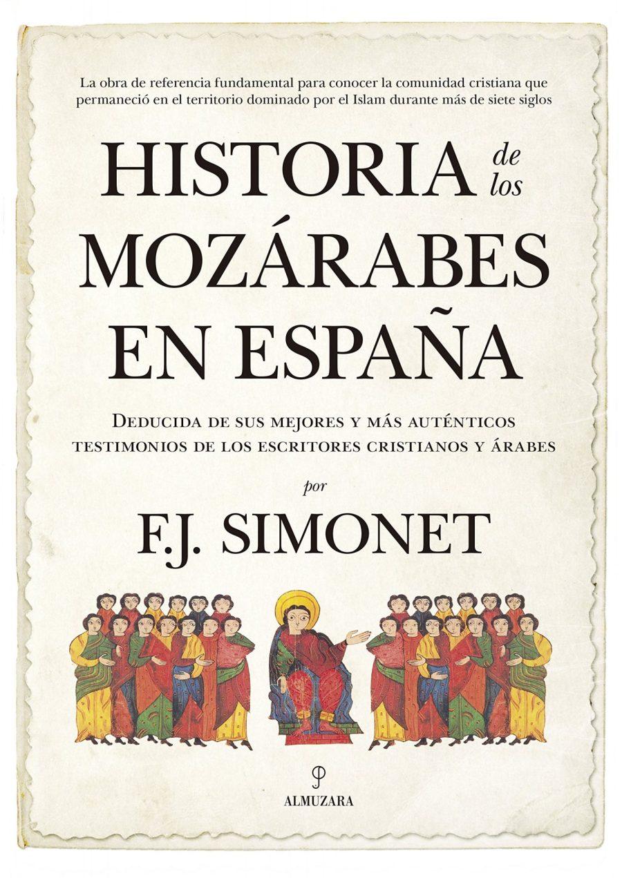 Historia de los mozárabes de España Book Cover