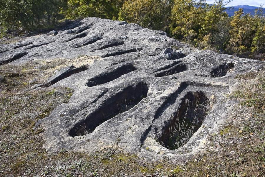 Necrópolis de Bocos