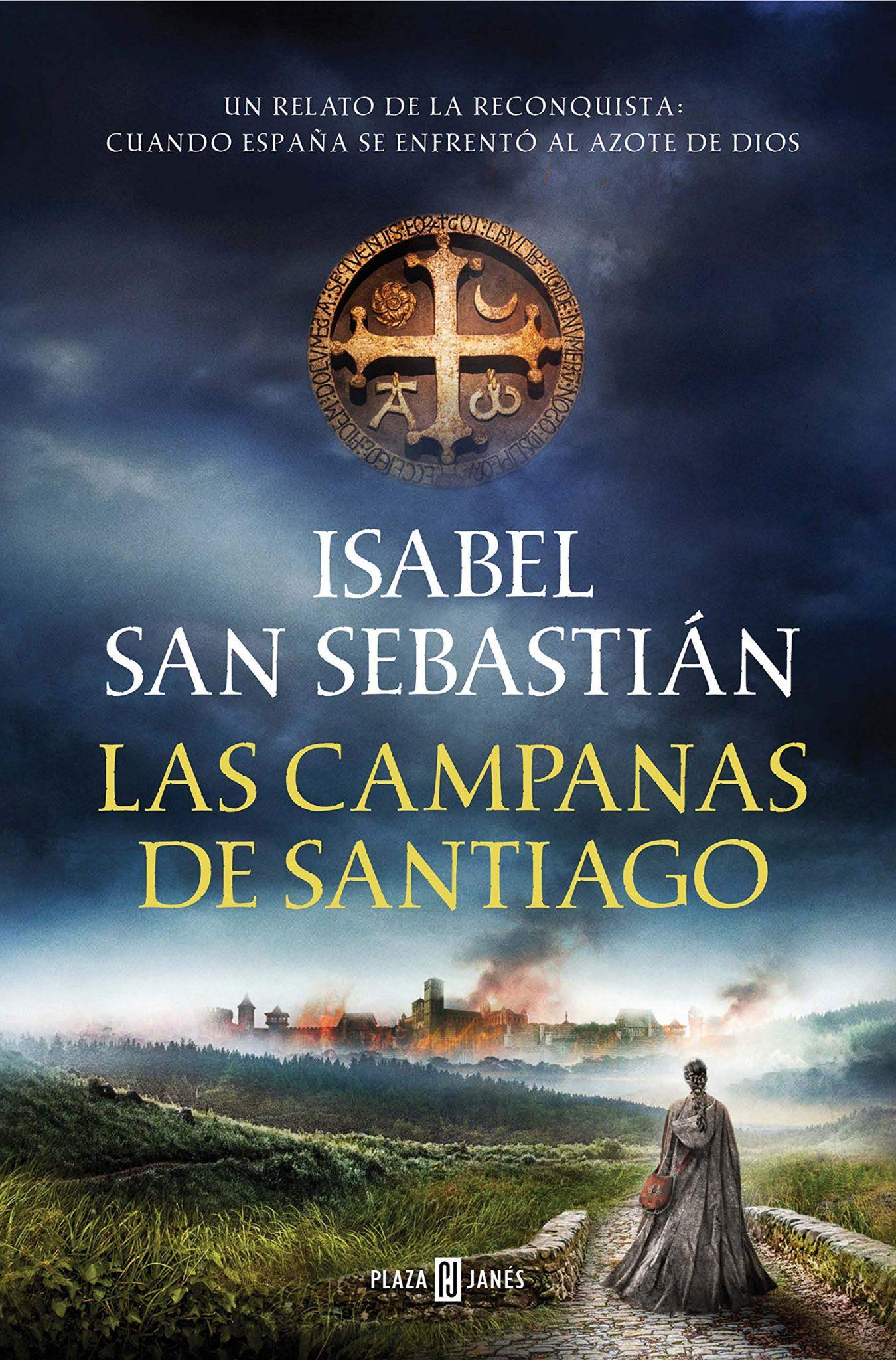 Las campanas de Santiago Book Cover
