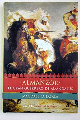 Almanzor: El gran guerrero de al-Andalus Book Cover