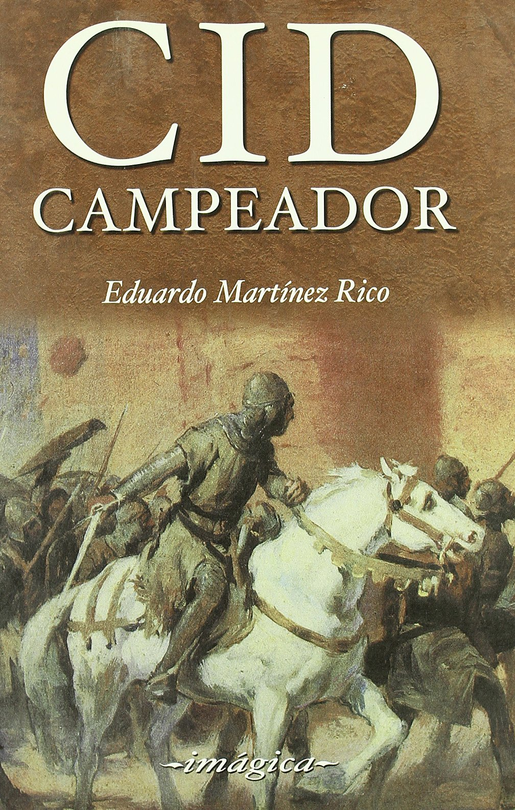 Cid Campeador Book Cover
