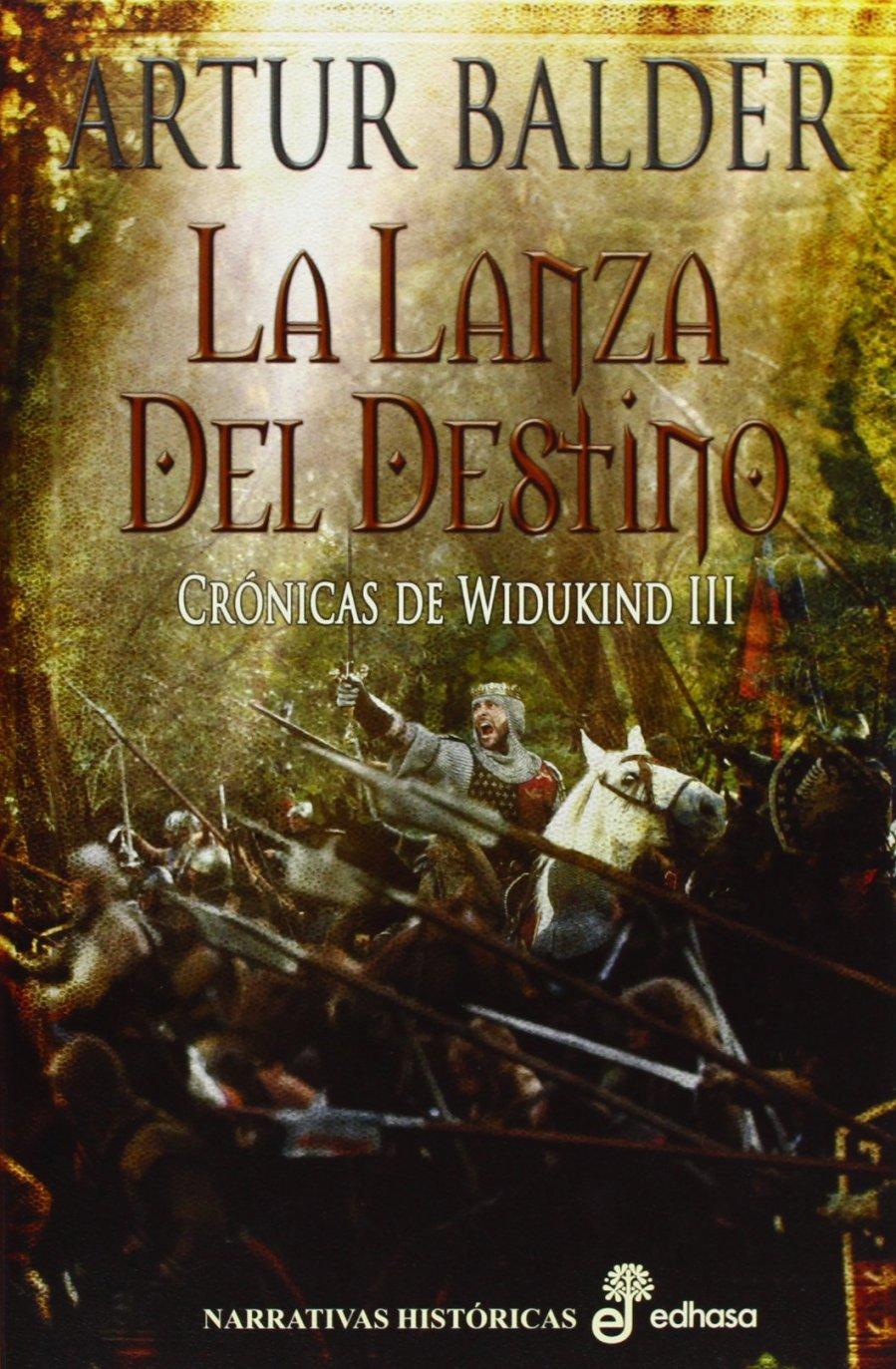 La lanza del destino Book Cover