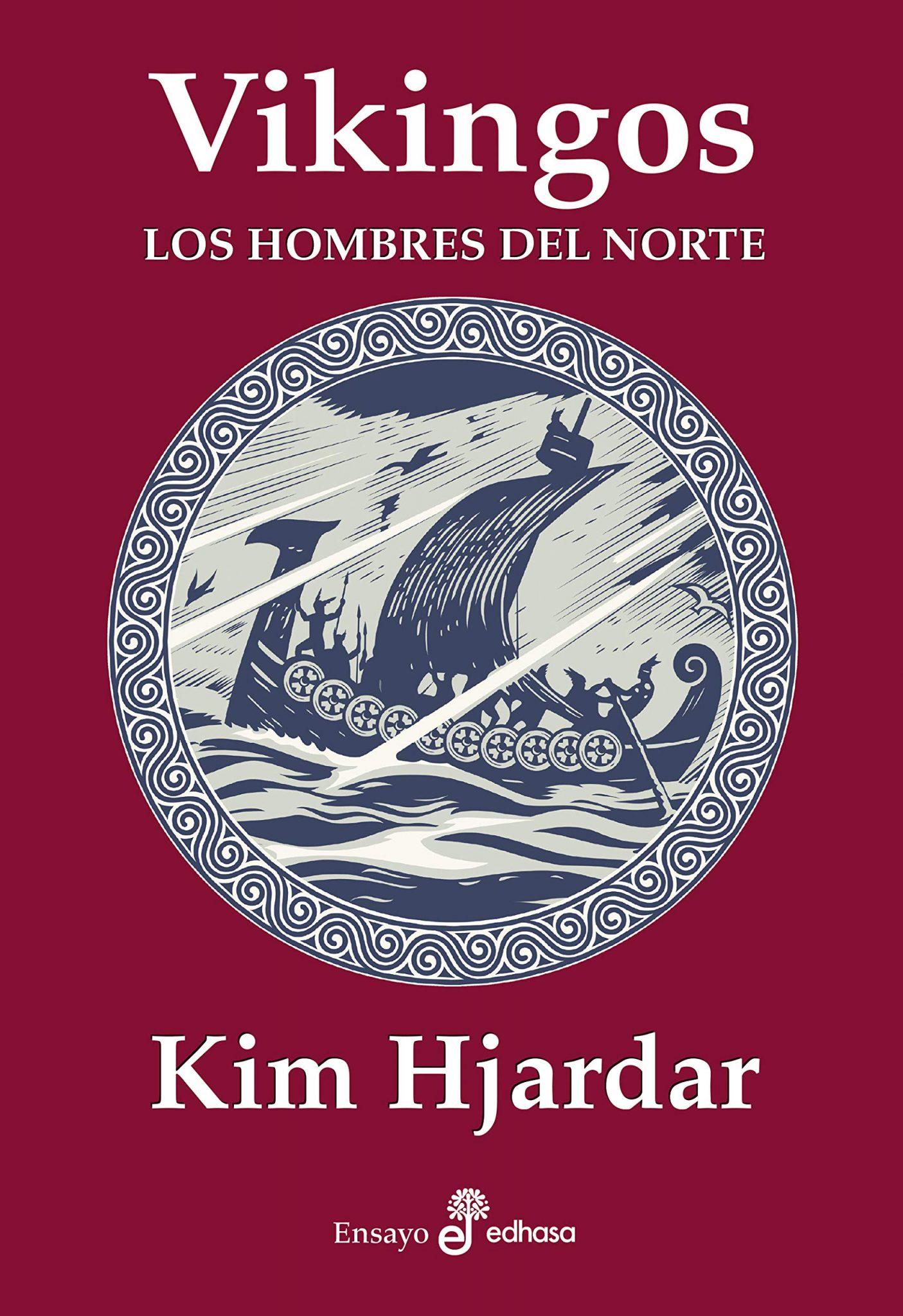 Vikingos. Los hombres del norte Book Cover