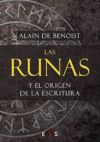 Las runas y el origen de la escritura Book Cover