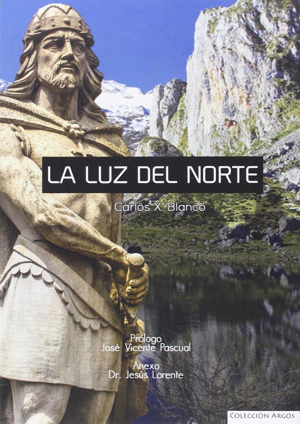 La luz del norte Book Cover