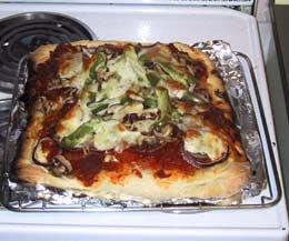 PIZZA, DE LA PERSANI LA AMERICANI