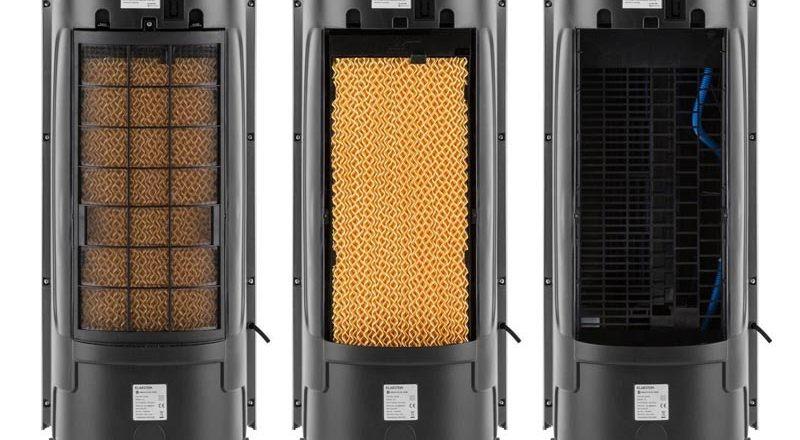 Condizionatore e ventilatore portatile klarstein maxfresh - Condizionatore portatile senza tubo ...