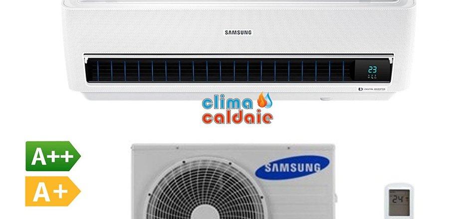 Climatizzatore Samsung Wind Free