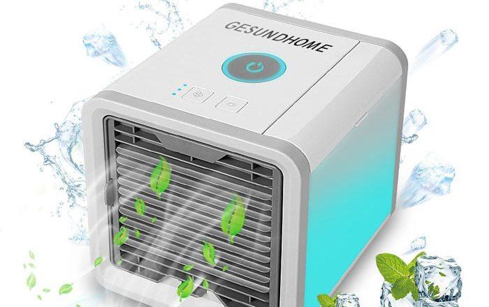 Mini Raffrescatore Evaporativo GESUNDHOME