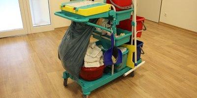 Sprzątanie w biurach – pomysł na biznes