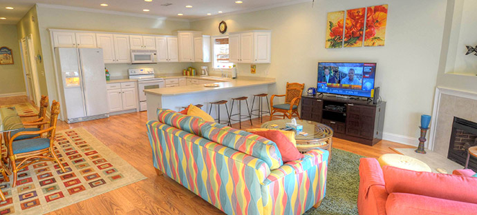 the house on havens in north myrtle beach - 4 bedroom luxury rental