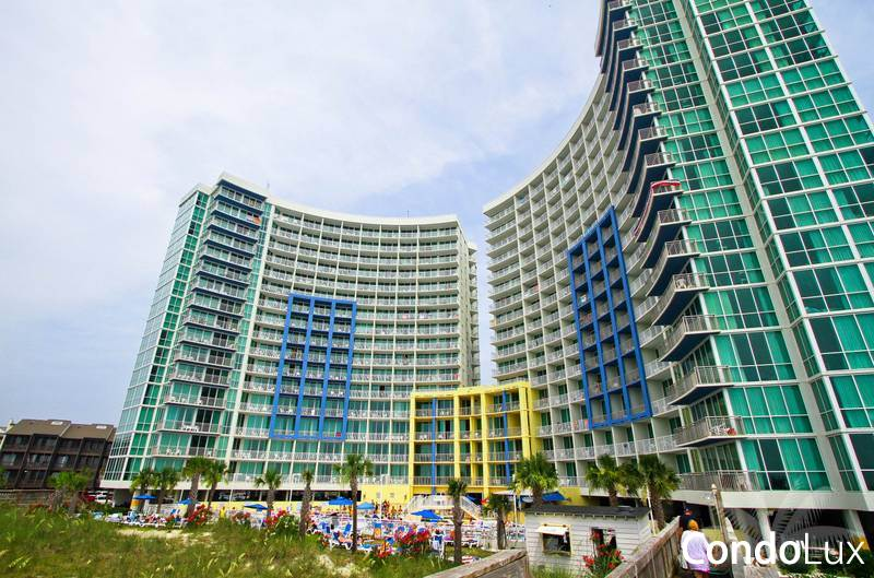 Avista Resort  North Myrtle Beach  BEST Rates LOADS of Amenities