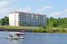Barefoot Yacht Club Condo Rentals - North Myrtle Beach