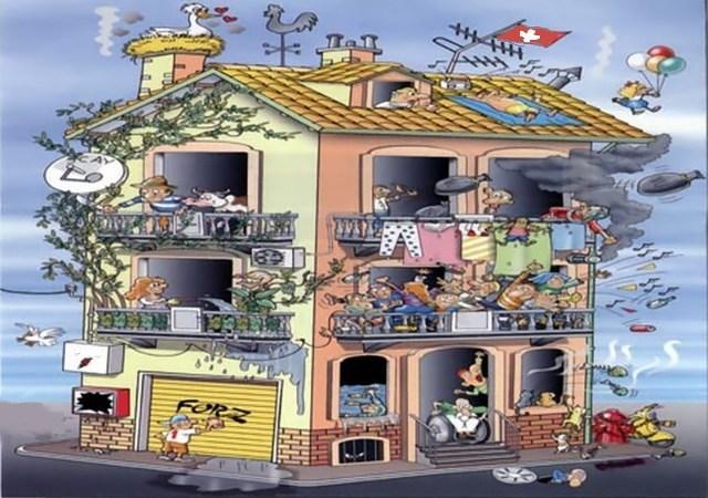 Serata informativa sulla vita in Condominio