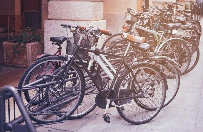 Spazi Condominiali A Posteggio Per Le Biciclette