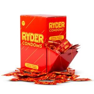 ryder condooms - 144 stuks - grootverpakking condooms