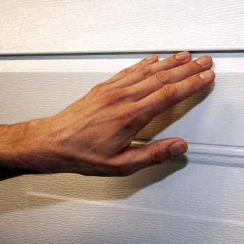 Garage Door Finger Protection