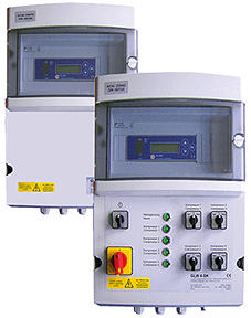 Electronic staging and sequencing control GLW 4