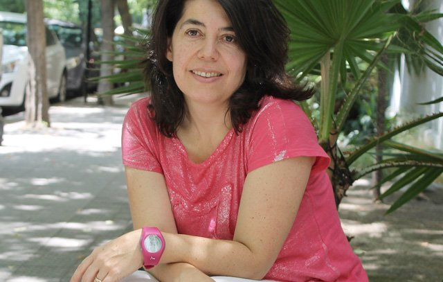 Biochemikerin Dr. Monika Greiner: Die Deutschstämmige stammt aus Antofagasta, studierte aber in Santiago de Chile.