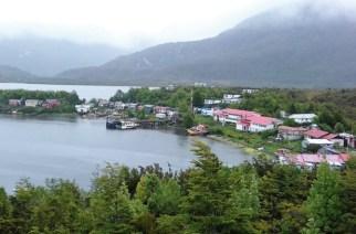 Ein isolierter Ort in den Fjorden von Patagonien: Nur noch knapp 90 Menschen leben heute in Puerto Edén.