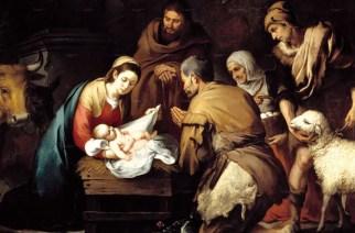Die Geburt im Stall von Bethlehem: José Saramago stellt die biblische Geschichte um Jesus Christus in seinem Buch einmal ganz anders dar.