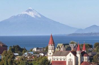 Selten ist Chile so idyllisch wie in Puerto Varas - doch die Stadt am Llanquihue-See verändert ihr Gesicht: Staus und der Bau von Hochhäusern sowie eine fehlende Stadtentwicklungspolitizeugen davon.