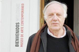 Louis von Adelsheim hat in Santiago de Chile die künstlerische Ausstellung Los Muros de Chile entworfen.