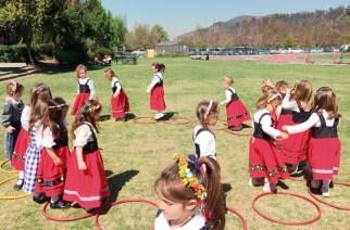 Ursulinenschule in Santiago de Chile feiert 80. Jubiläum