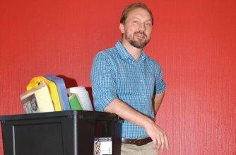 Arne Dettmann ist Chefredakteur vom Cóndor, wo er 14 Jahre lang tätig war.