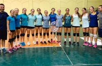 Volleyball Deutsche Schule Santiago