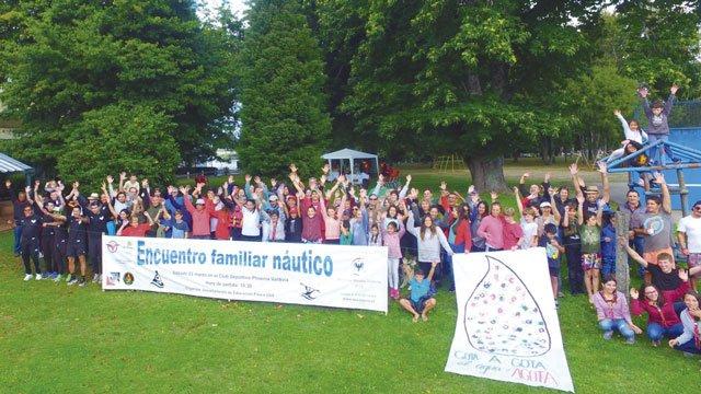 Encuentro Náutico Instituto Alemán de Valdivia