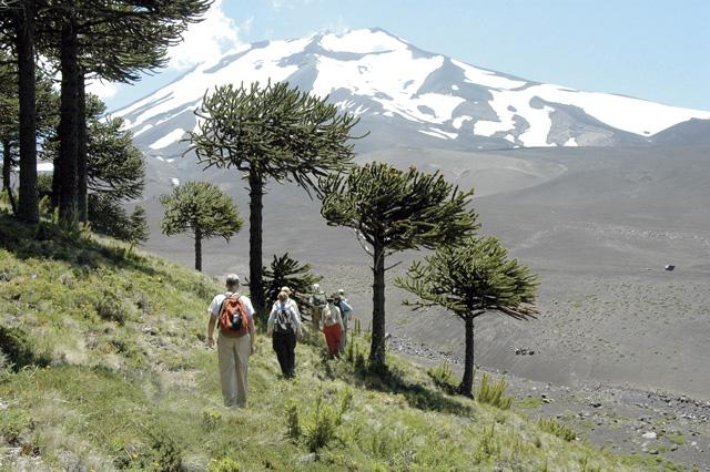 Weltgeopark Kütralkura in Chile