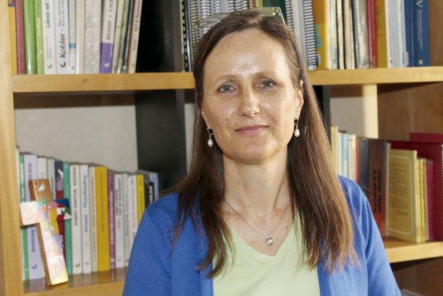 Sabine Köhler ist Vorsitzende der Albert-Schweitzer-Schule in Santiago de Chile