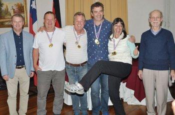 Skatmeisterschaften Valparaíso