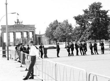 Berliner Mauer 1966