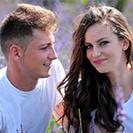 Marcu Iulian si Cristina