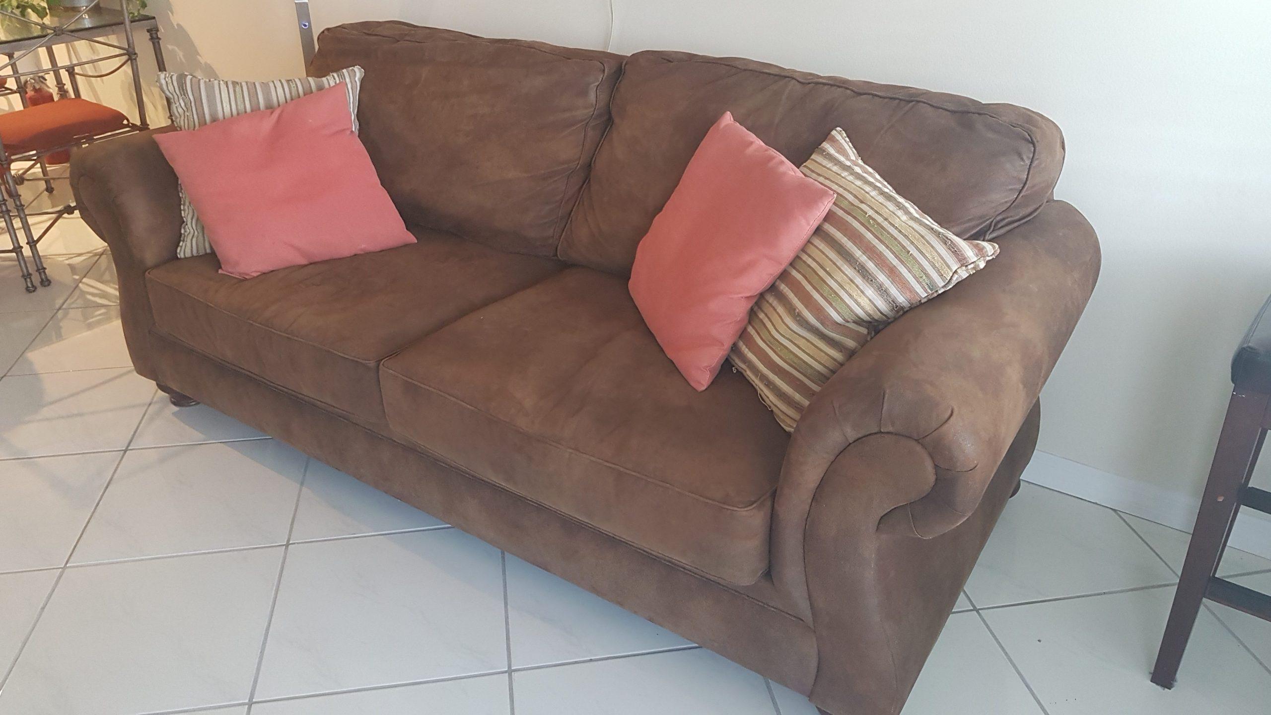 Queen sofa-bed
