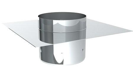plaque de finition haute 150 mm