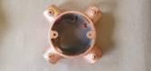 Copper conduit box