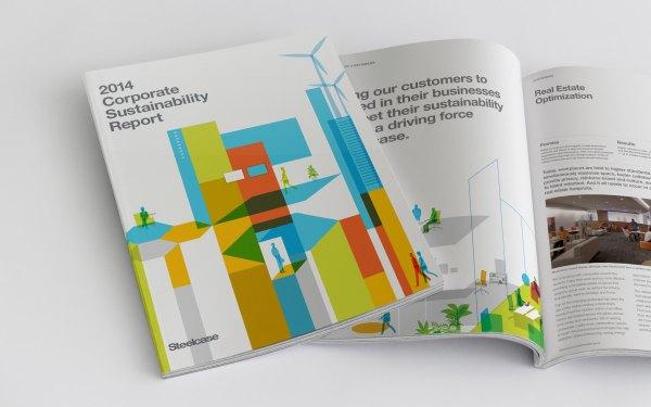 Steelcase 2014 Sustainability Report - Conduit