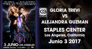 Gloria Trevi y Alejandra Guzman