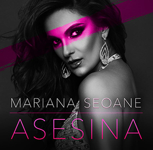 Portada del disco nuevo de Mariana Seoane