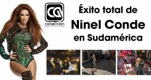 Ninel Conde en Sudamerica