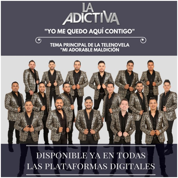 La Adictiva disco nuevo