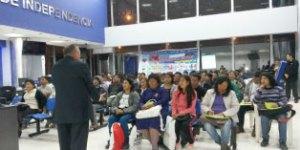 Lima. Enfoque DEL para ocho distritos de Lima Norte