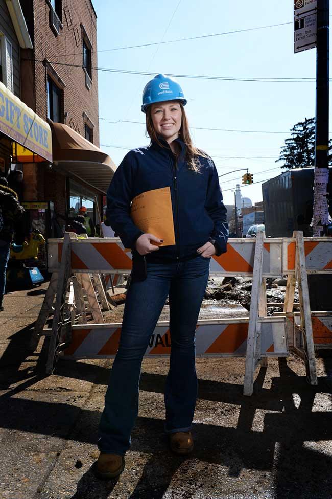 Women In Nontraditional Jobs Con Edison