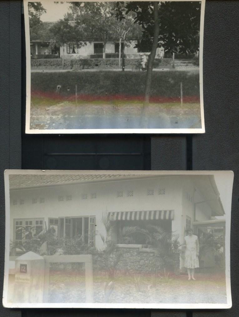 Rumah Ma, Jalan Surabaya No.40 Menteng pada waktu itu