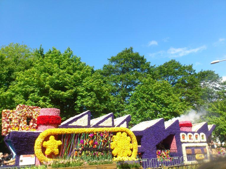 Parade bunga